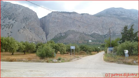 The biggest gap on East Crete